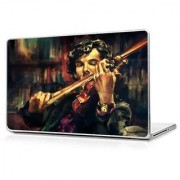 Laptop Skin of Sherlock 15.6 Inch - High Quality 3M Vinyl ( Buy 1 Get 1 Free)