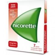 Nicorette invisipatch 15mg/16h emp.tdm.7 náplastí