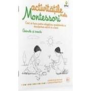 Animale si insecte activitatile mele Montessori - Eve Hermann 4 ani+