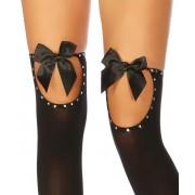 Ciorapi cu strasuri
