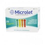 Microlet Ace Contour Plus x 25 bucati Bayer