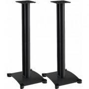 "Sanus SF34-B1 Black Pair 34"""" Speaker Stands"
