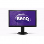 BenQ monitor LED BL2405HT 24\ wide FHD, DVI, HDMI, Flicker-Free, fekete