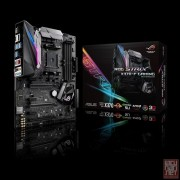 Asus ROG STRIX X370-F GAMING, AMD X370, VGA by CPU, 3xPCI-Ex16, 4xDDR4, M.2, HDMI/DP/USB3.1 Gen 2 Type A + USB Type C, ATX (Socket AM4)