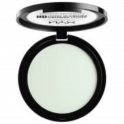 NYX Professional Makeup Polvos traslúcidos High Definition Finishing Powder NYX Professional Makeup (Varios Tonos) - Mint Green