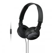 SONY naglavne slušalke, črne barve MDRZX110APB MDRZX110APB.CE7