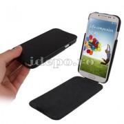Husa Samsung Galaxy S4 i9500 Jacka Leather Black