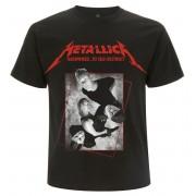 tricou stil metal bărbați Metallica - Hardwired Band Concrete - NNM - RTMTLTSBCON