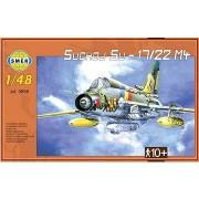 Plasztik repülőgép modell készlet 0856 - Suchoj Szu-17/22 M4