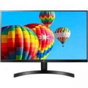 Монитор LG 27MK600M-B, 27 инча, Full HD IPS, 1920x1080, 5 ms. 27 LG 27MK600M-B /IPS/FHD/HDMI