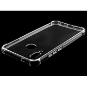 Gel Case with Bumper Edges for Huawei Nova 3e - Huawei Soft Cover (Clear)