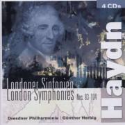 J. Haydn - London Symphonies No. 93-1 (0782124025021) (4 CD)