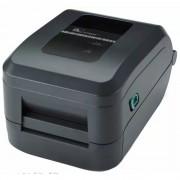 Imprimanta pentru Etichete Zebra GT800, Rezolutie 203DPI, Latime de Printare 104mm, Interfata Ethernet si Senzor Mobil