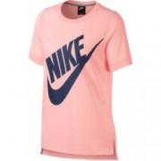 Tricou femei Nike NSW TOP SS PREP FUTURA roz L