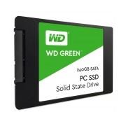 SSD Western Digital Green, 240GB, SATA III, 2.5'', 7mm