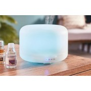 BVG Group £13.99 (from CJ Offers) for a 300ml aroma diffuser, £21.99 for a 300ml aroma diffuser and 12 fragrance oils