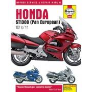 Haynes Honda ST1300 Pan European (02-11) 4908