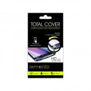 Folie Samsung Galaxy S6 Edge+ G928 Lemontti Clear Total Cover (1 fata, flexibil)
