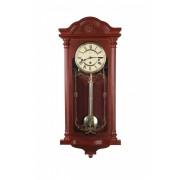Ceas de perete mecanic Hermle 8 zile cu melodie 70509-070341 Mahon