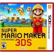 Nintendo 3ds Super Mario Maker Para Nintendo 3ds