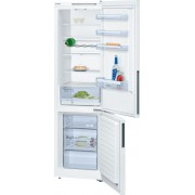 Combina frigorifica Bosch KGV39VW31, 344 l, A++, H 201 cm, Alb