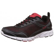 Fila Men's Memory Granted Fila Red, Black and White Running Shoes -6 UK/India (40 EU)