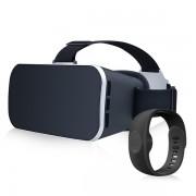 Kit Sensemax com Realidade Virtual One Pulseira e Óculos 3D