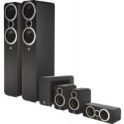 Pachete PROMO SURROUND - Q Acoustics - 3050i pachet 5.1 Carbon Black