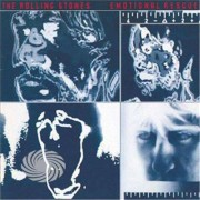 Video Delta Rolling Stones - Emotional Rescue - CD
