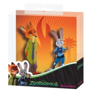 Nick Wilde & Judy Hopps, Gift Set