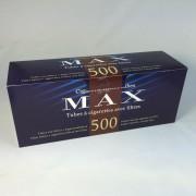 500 Tubes à cigarettes Max