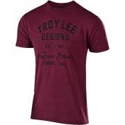 Troy Lee Designs Flowline Vintage Race Shop T-shirt Vermelho M
