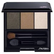SHISEIDO LUMINIZING SATIN EYE COLOR TRIO BR 307 NUANCES DE BRUNS