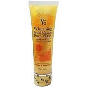 YC Whitening Gold Caviar Face Wash Rejuvenate Treatment Whiten Moisture