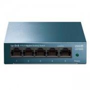 Комутатор TP-Link LS105G 5-портов 10/100/1000 Mbp, LS105G_VZ