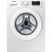 Masina de spalat rufe Samsung Eco Bubble WW80J5345MW, 8kg, 1200rpm, A+++, Display, Alb