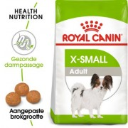 1,5kg X-Small Adult Royal Canin Hondenvoer