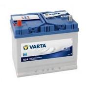 70Ah Varta Blue Dynamic E24 12V autó akkumulátor bal+ (570 413 063)