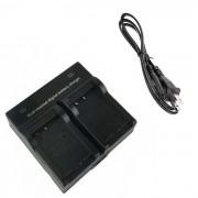 LPE17 camara digital cargador de bateria dual para Canon EOS 750D 760D M3