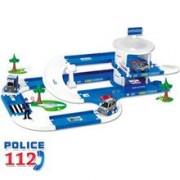 Garaj Pentru Politie 3D Kid Cars 3,8M
