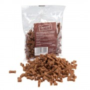 Chewies Bones belningsgodis (halvfuktigt) - Ekonomipack: Vilt, 4 x 200 g
