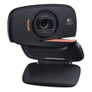 Logitech C525 HD Webcam. Fluid Crystal