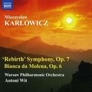 M. Karlowicz - Symphony In E Minor Op.7/ (0747313248773) (1 CD)
