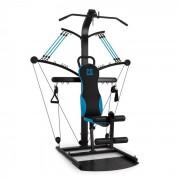 Hawser Máquina de Cabos Treino Exercício Fitness Preto/Azul