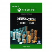 xbox one tom clancy's ghost recon wildlands currency pack 11530 gr credits digital