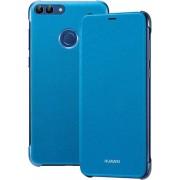 Cover HUAWEI, za HUAWEI P Smart, preklopni, plavi