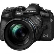 Olympus Om-D E-M1 Mark Iii + 12-100mm F/4 Is Ed - 2 Anni Di Garanzia In Italia