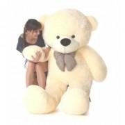 OH BABY 5 feet Cream teddy bear soft toy valentine love birthday gift SE-ST-177