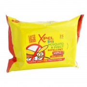 Xpel Kids Mosquito & Insect Repellent Wipes 25 st Myggmedel