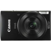 """Canon Ixus 190 Bk Fotocamera Digitale Compatta 20 Mpx Display 2.7"""" Zoom Ottico 10x Zoom Digitale 4x Video Hd Wifi Sensibilità Iso 1600 Usb Colore Nero - Ixus 190 Bk"""